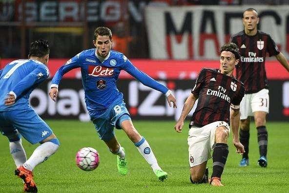 Milan vs Napoli đêm nay 19/11/2017 VĐQG Italia Ý - Serie A