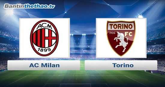 Link xem trực tiếp, link sopcast Milan vs Torino đêm nay 26/11/2017 VĐQG Italia Ý - Serie A