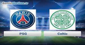 Link xem trực tiếp, link sopcast PSG vs Celtic đêm nay 23/11/2017 Champions League