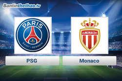 Link xem trực tiếp, link sopcast PSG vs Monaco đêm nay 27/11/2017 giải vô địch Ligue 1
