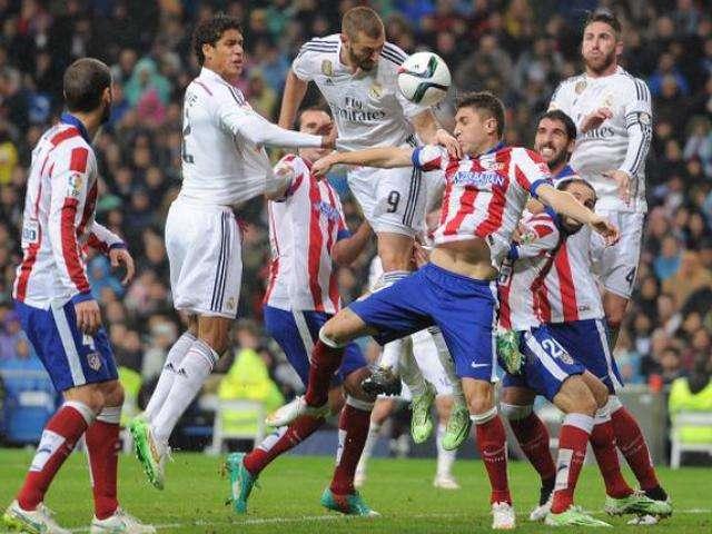 Real vs Atlético Madrid đêm nay 19/11/2017 La Liga