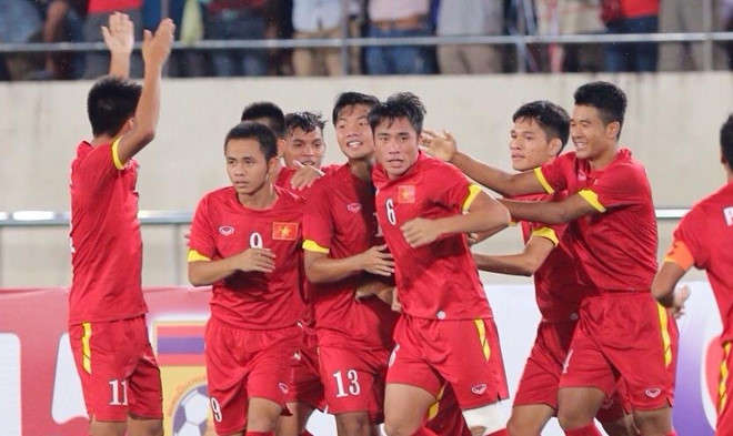 U19 Việt Nam vs U19 Lào hôm nay 08/11/2017
