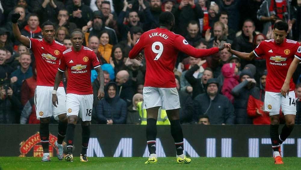 Man United thường chơi tốt trên sân nhà