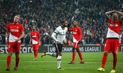 Chia điểm ở vòng 4, Dortmund và Monaco chia tay Champions League