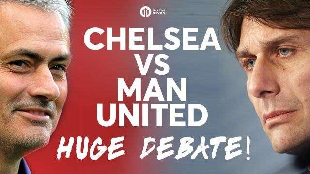 Mourinho linh cảm cuộc đối đầu với Chelsea vào cuối tuần này, kết quả sẽ ngược lại so với mùa trước