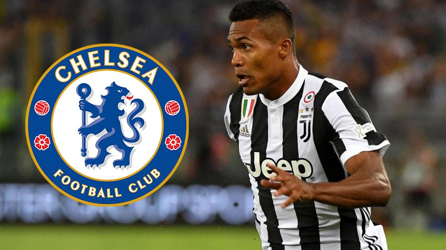 Chelsea quyết tâm lấy Alex Sandro