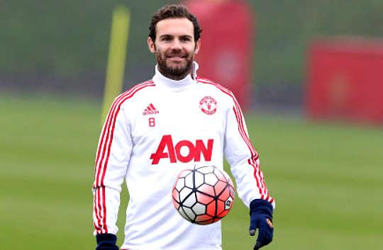 Juan Mata được cho muốn trở lại Tây Ban Nha