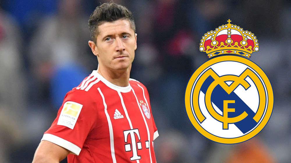 Real Madrid có nhiều cơ hội sở hữu Lewandowski