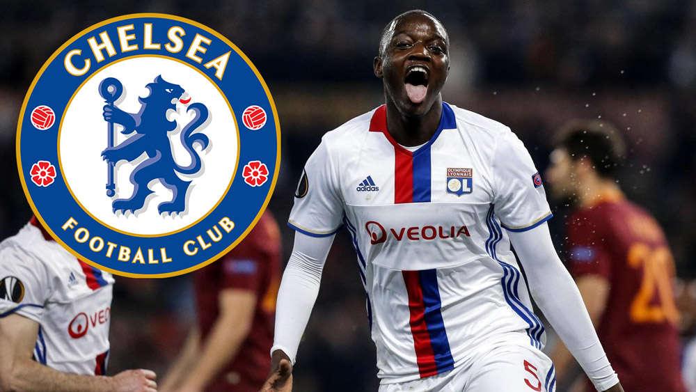 Diakhaby đang được Chelsea quan tâm