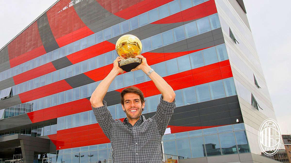 Kaka có thể sớm trở lại Milan