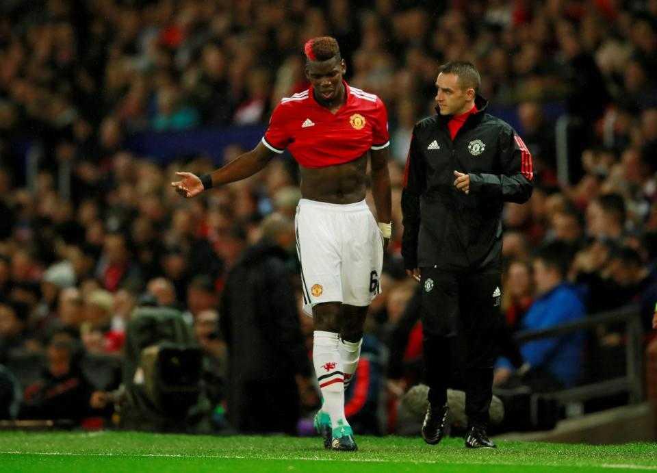 MU muốn Pogba mạnh mẽ nhất khi giao đấu Man City