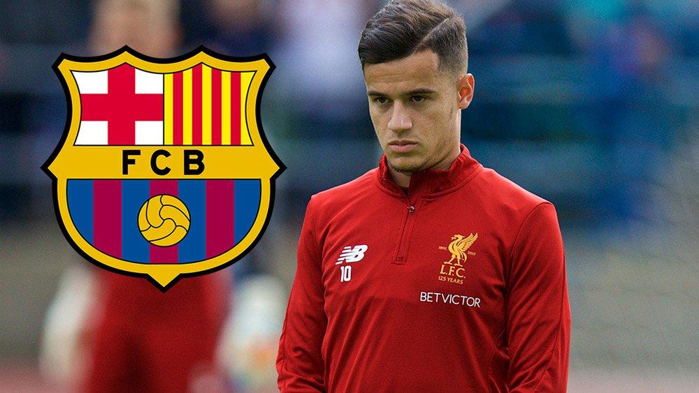 Barca đẩy nhanh tốc độ đàm phán mua Coutinho