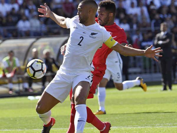 New Zealand và Peru chia điểm ở trận lượt đi play-off