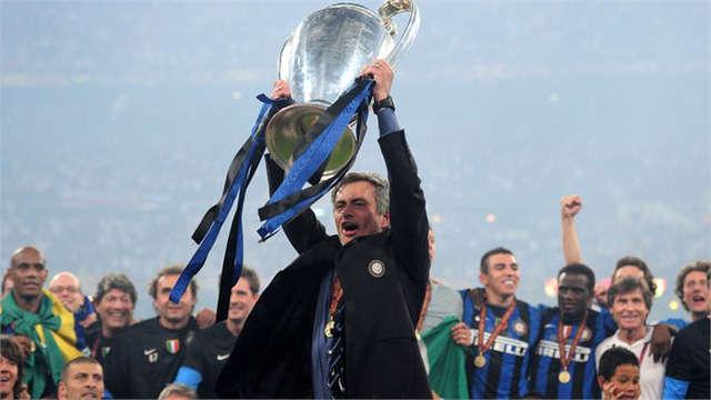 Những năm tháng huy hoàng của Mourinho khi còn ở Inter