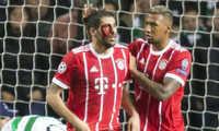 Ngôi sao Bayern đổ máu khi ghi bàn hạ gục Celtic