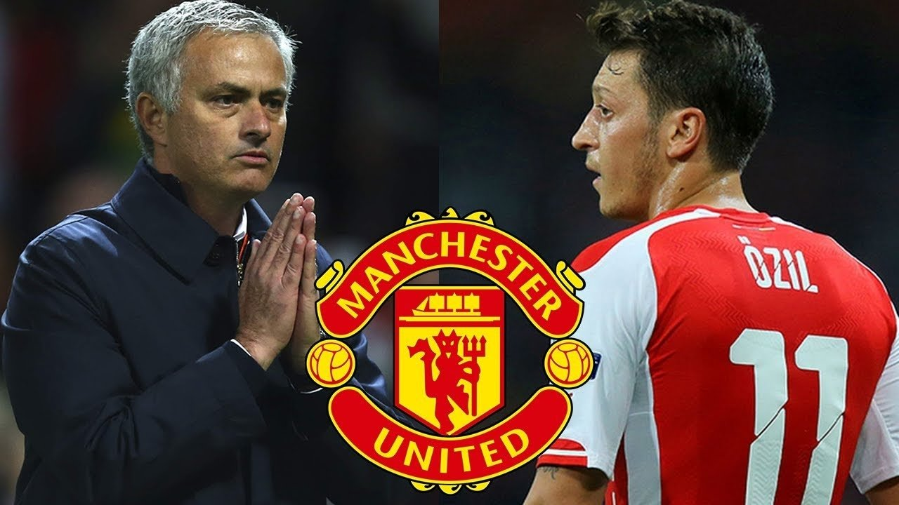 Ozil chỉ muốn đến MU, tái ngộ Mourinho