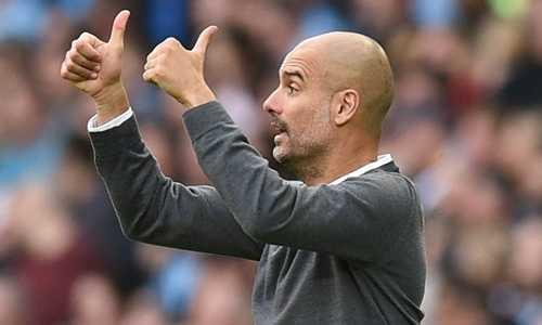 Guardiola: 'Man City thăng hoa nhờ sự kiên nhẫn từ ban lãnh đạo'