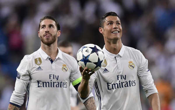 Sergio Ramos phản bác thẳng mặt C.Ronaldo