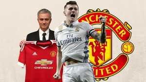 MU bị phá đám, Real 'bật đèn xanh' cho Mourinho vụ Kross