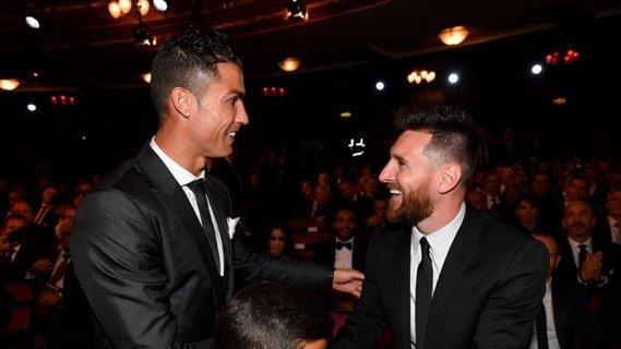 Giữa Messi và Ronaldo chỉ có tranh đua chứ không có tình bạn