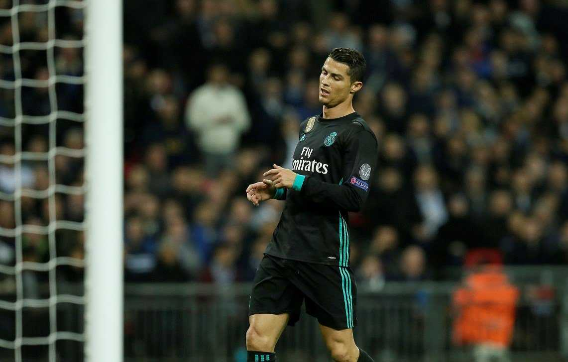 Ronaldo vắng mặt trong đợt tập trung tuyển Bồ Đào Nha