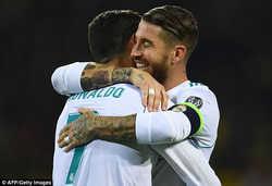 "C.Ronaldo, Sergio Ramos mâu thuẫn, nội bộ Real Madrid sắp ""loạn""?"