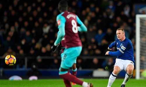 Rooney tỏa sáng giúp Everton chấm dứt chuỗi trận nghèo nàn