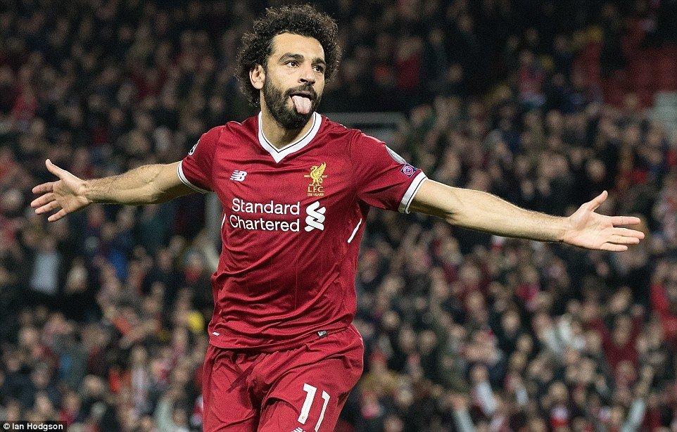 Salah góp công vào chiến thắng 3-0 củaLiverpool