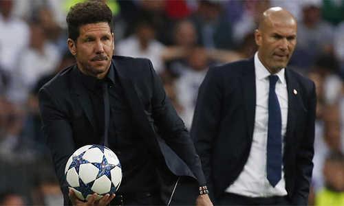 Simeone: 'Real Madrid cuỗm hầu hết những cầu thủ giỏi nhất'
