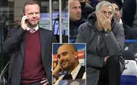 Sợ thua Pep Guardiola, Mourinho mở đường máu sang PSG