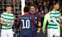 Tam tấu bừng sáng, PSG hủy diệt Celtic