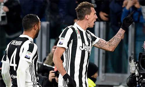 Dù thắng nhưng Juve vẫn đứng sau Inter và Napoli trên BXH