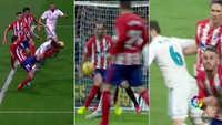 Real Madrid đang chịu những bất công từ hàng loạt những sai lầm của trọng tài