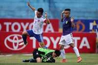 Trọng tài người Thái cầm còi trận tranh ngôi vô địch V-League