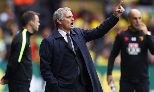 Man Utd đã thua Watford với tỷ số 1-3 ở mùa trước.