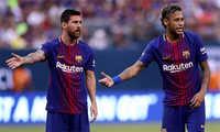 Messi: 'Neymar rời Barca đến phút chót tôi mới biết'