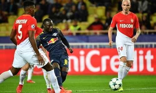Leipzig đè bẹp Monaco, Napoli nuôi hy vọng đi tiếp tại C1