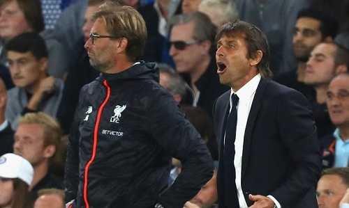 Conte: 'Liverpool may mắn khi không thua Chelsea'