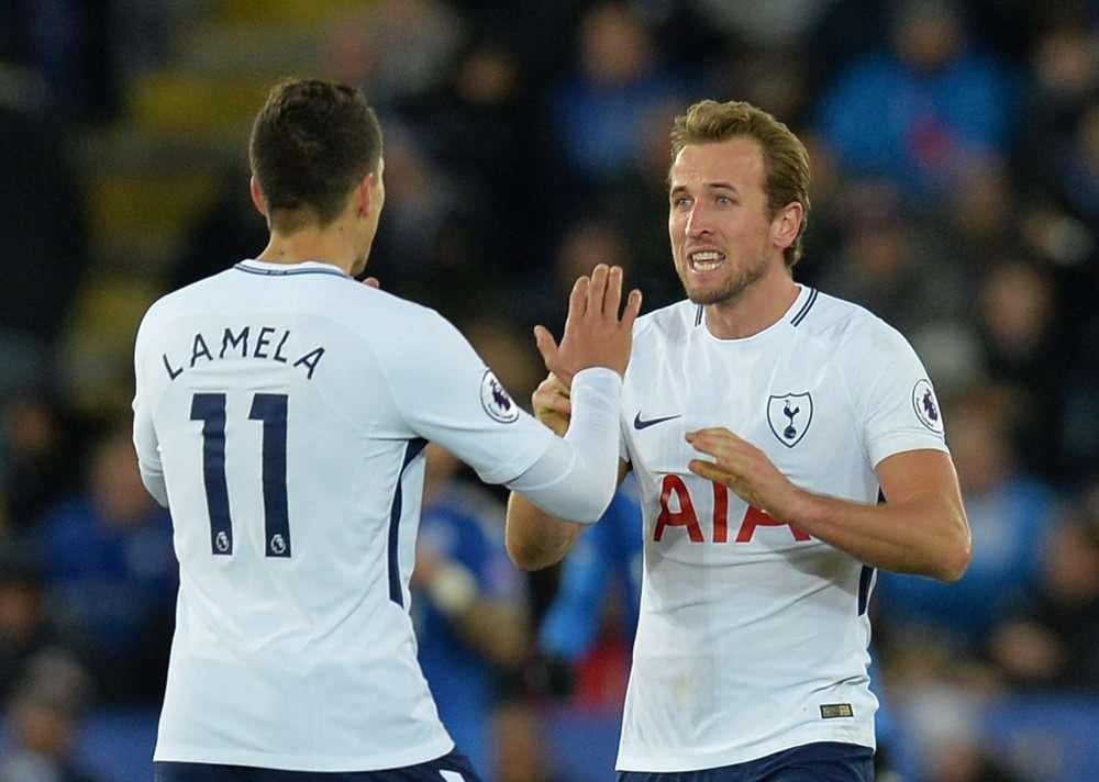 Tottenham đã thua 3 trận gần đây trên sân khách