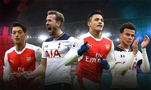 Wenger tin rằng Arsenal đủ khả năng đánh bại Tottenham ở Ngoại hạng Anh cuối tuần này. .