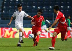 Thua Triều Tiên, U23 Thái Lan sẽ gặp U23 Việt Nam ở trận tranh hạng ba