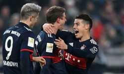 Bayern Munich thắng nhờ bàn đầu tiên sau hai tháng của Muller