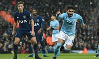 Pochettino tâm phục khẩu phục khi Tottenham thua trước Man City