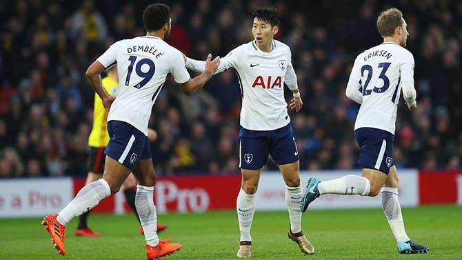 Tottenham cần phải thắng ở Premier League
