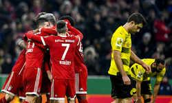 Bayern hạ gục Dortmund, giành vé vào tứ kết Cup quốc gia