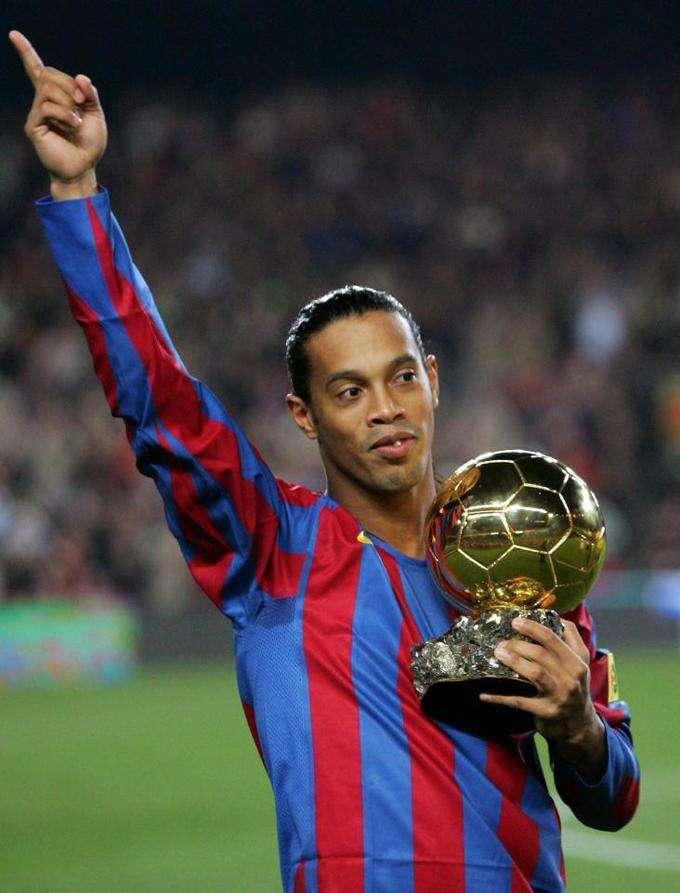 Barca là CLB giành nhiều Quả Bóng Vàng nhất