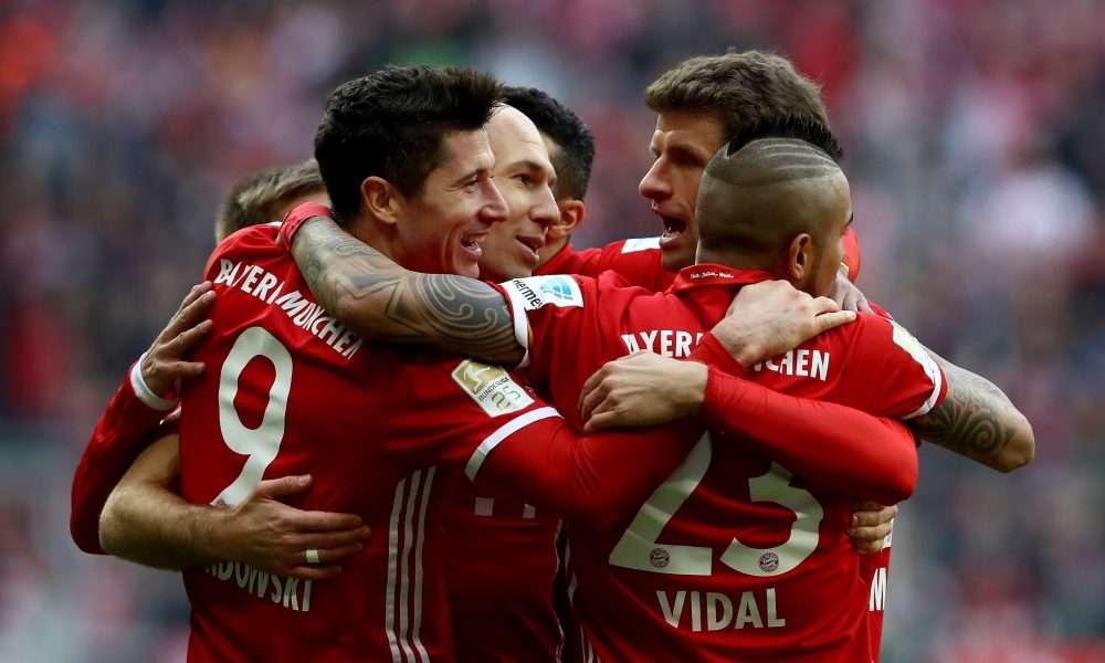 Bayern Munich đang có phong độ rất cao dưới thời HLV Jupp Heynckes