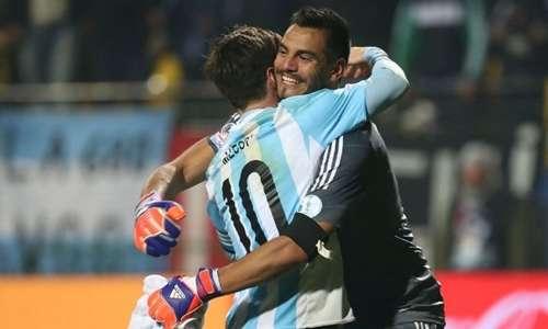 Messi đã giúp Argentina giành vé dự World Cup 2018 bằng cú hat-trick vào lưới Ecuador ở lượt đấu cuối