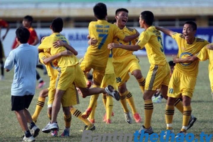 U21 PVF không thể vượt qua được vòng bảng trong giải đấu U21 Quốc Gia năm nay