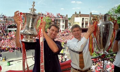 """Tony Adams: """"Arsenal đừng hòng xưng vương nếu như vẫn còn Wenger"""""""